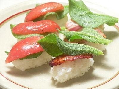 プッチーナの握り寿司